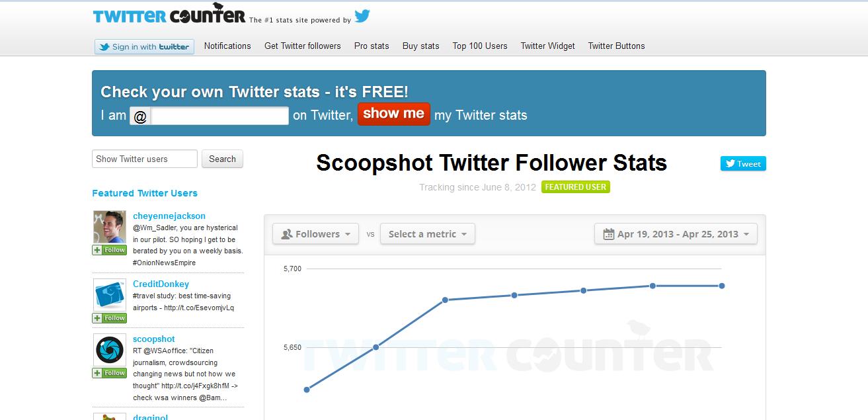 TwitterCounter