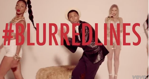 BLURRED LINES 2