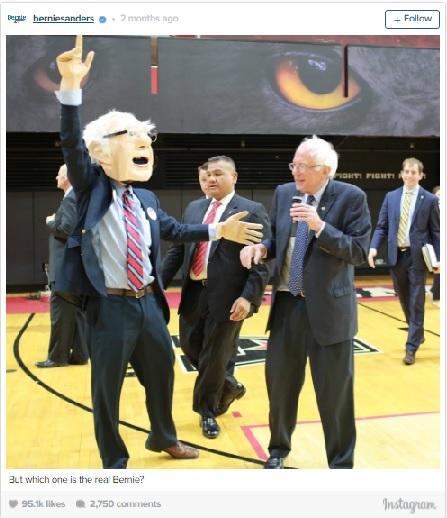 Bernie latest